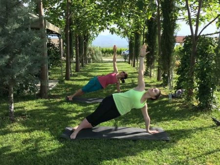 RELAXATION & WORRY FREE YOGA RETREAT